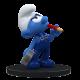 Blue Resin Knutselsmurf 700110