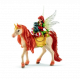 Schleich 70567 Fee Marweem avec une Licorne scintillante