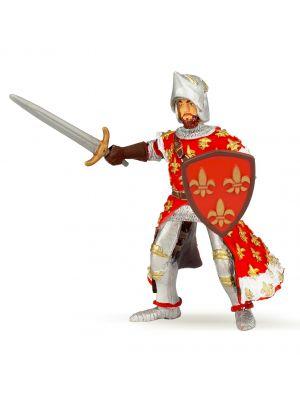 Papo History Rode Prins Philip 39252