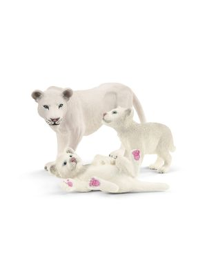 Schleich Wild Life 42505 Lionne avec bebes