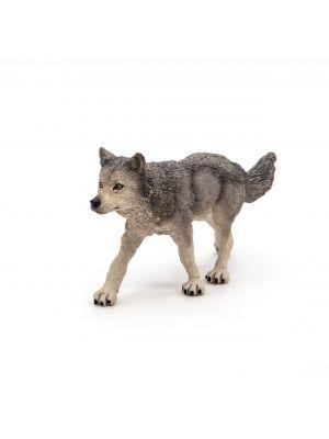 Papo Wild Life Grijze Wolf 53012