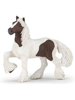 Papo Horses Paard Bruin Witte Ierse Cob 51513