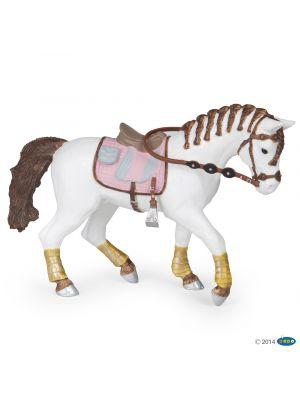 Papo Horses Gevlochten Manen Paard 51525