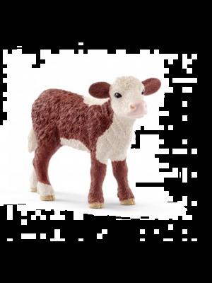 Schleich 13868 veau de Hereford