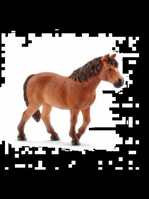 Schleich 13873 chevaux poney dartmoor jument