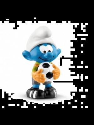 Schleich 20808 Gardien du football Schtroumpf