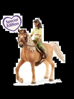 Schleich 42414 Horse Club fille 4 & jument arabe