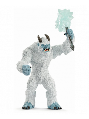 Schleich Eldrador 42448 Monster de Glace Avec Arme