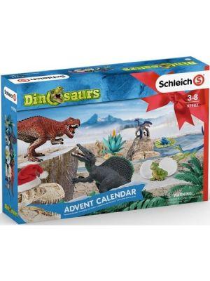 Schleich 97982 Calendrier de l'Avent Thème Dinosaures 2019