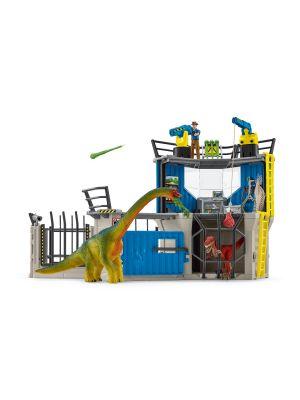 Schleich Dinosaurus 41462 Grande station de recherche Dino