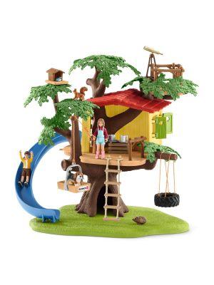 Schleich 42408 Farm World Cabane aventure dans les arbres