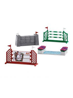 Schleich 42271 Parcours de saut d'obstacles