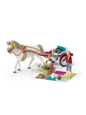 Schleich Horse Club 42467 Celeche pour le spectacle equestre