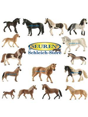 Schleich chevaux partirent 2017 Chevaux 15