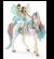 Schleich 70569 Fee Eyela avec Licorne de princesse