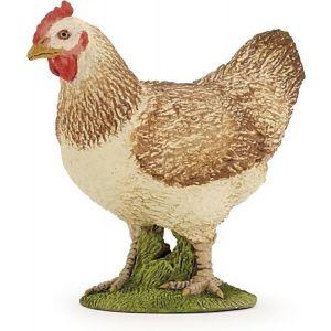 Papo Farm Life Rode Kip  51159