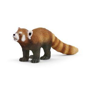 Schleich Wild Life 14833 Panda rouge