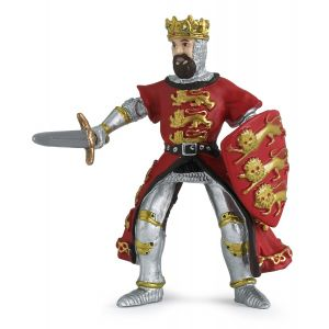 Papo History Rode Koning Richard 39338