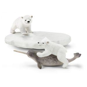 Schleich Wild Life IJsberen 42531