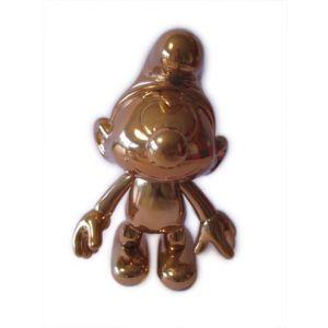 Schtroumpf bronze 20 cm