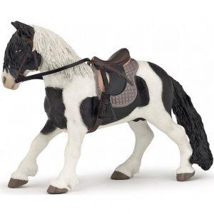 Papo Horses Pony met Zadel 51117