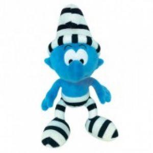 Pluche Gevangenis Smurf klein 20 cm