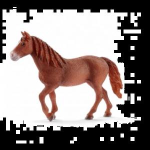 Schleich 13870 cheval morgan jument