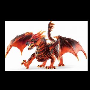 Schleich Eldrador 70138 Dragon de Lave