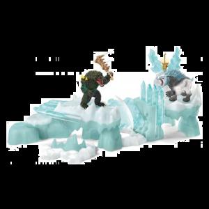 Schleich Eldrador 42497 Attaque de la forteresse de glace