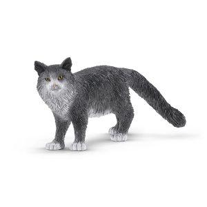 Schleich Farmworld 13893 Maine Coon cat