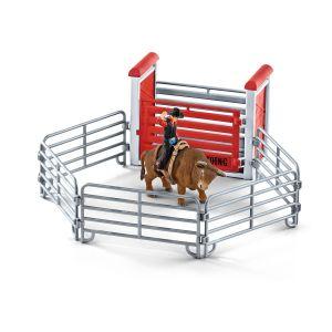 Schleich 41419 Rodéo avec un Cowboy