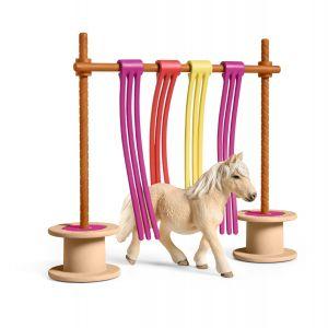Schleich Farm World 42484 Pony Rideau Flottant