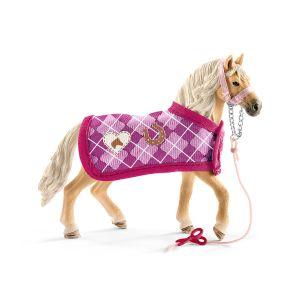 Schleich 42431 Ensemble de création de mode et cheval andalous