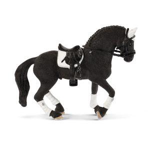 Schleich Paard 42457 tournoi d'équitation friese