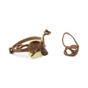 Schleich 42492 Selle & bride Horse Club Sarah & Mystery