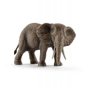 Schleich 14761 Éléphant d'Afrique femelle