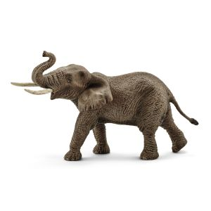 Schleich 14762 Éléphant d'Afrique mâle